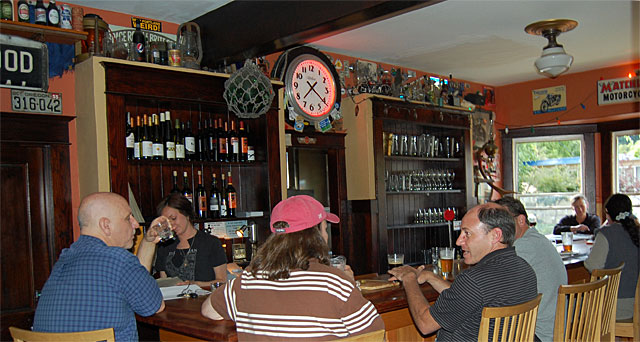 Photo of the Bar